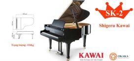 Đàn piano cơ Shigeru Kawai SK-2 – OKAKA Music