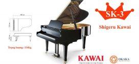 Đàn piano cơ Shigeru Kawai SK-3 – OKAKA Music