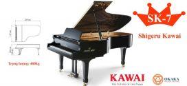 Đàn piano cơ Shigeru Kawai SK-7 – OKAKA Music
