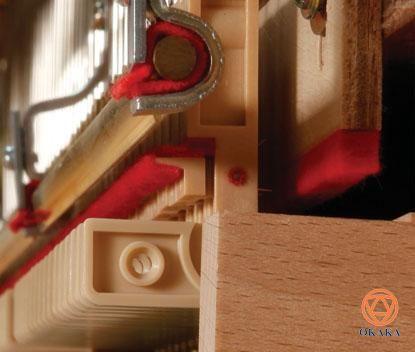 Đàn piano cơ Shigeru Kawai SK-7 là kiệt tác sẽ truyền tải niềm đam mê vượt trội, độ chính xác và sự thi vị dưới bàn tay của các nghệ sĩ.