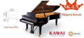 Đàn piano cơ Shigeru Kawai SK-EX – OKAKA Music