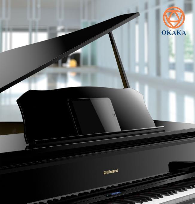Kể từ khi tạo ra piano điện cảm ứng đầu tiên trên thế giới vào năm 1974, Roland đã luôn đi tiên phong trong việc cải tiến đàn piano điện - và đàn piano điện Roland GP-609 mới thể hiện niềm tin của hãng rằng công nghệ tiên tiến có thể đưa âm nhạc của bạn đi xa hơn nữa.