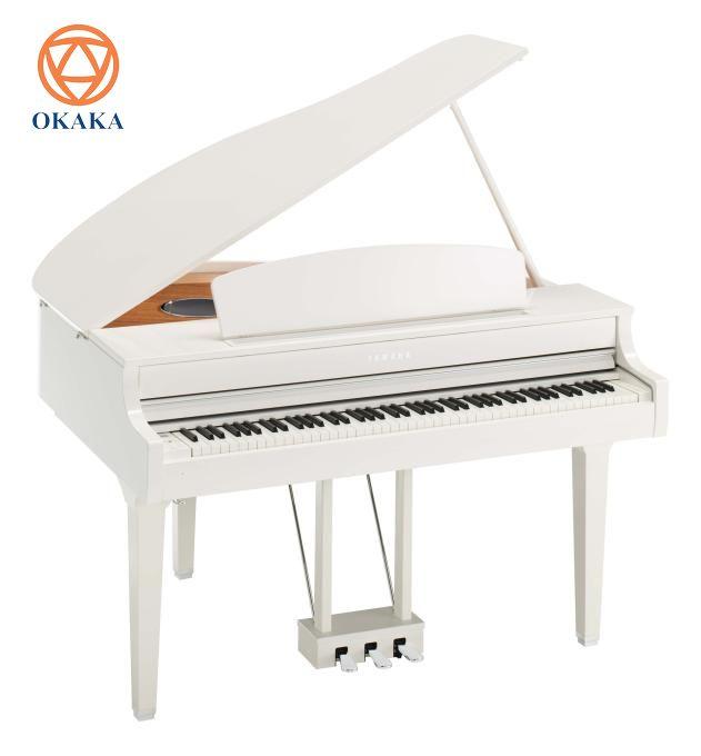 CLP-695GP là model đàn piano điện có kiểu dáng grand cao cấp nhất thuộc dòng Clavinova của Yamaha tính đến thời điểm này. Kết hợp tủ đàn grand piano tinh tế với công nghệ hiện đại, đàn piano điện Yamaha CLP-695GP mang đến chất lượng âm thanh tuyệt hảo và sự sang trọng chưa từng có.