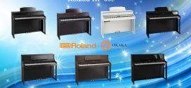 So sánh đàn piano điện Roland HP-605 và LX-7