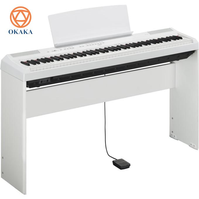 Yamaha vừa ra mắt model P-125 bổ sung cho dòng đàn piano điện xách tay P-series nổi tiếng của hãng. Thoạt nhìn, P-125 không có gì khác với đàn piano điện Yamaha P-115. Rất nhiều đặc điểm và tính năng vẫn được giữ nguyên. P-125 không có màn hình LCD, sử dụng bộ cơ bàn phím (GHS), và ngay cả trọng lượng của hai cây đàn piano điện này cũng tương đương nhau (khoảng 11,8kg). Vậy điều đó có nghĩa là đàn piano điện Yamaha P-125 không đáng để nâng cấp?