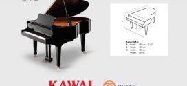 Thông số kỹ thuật đàn piano Kawai GX-2