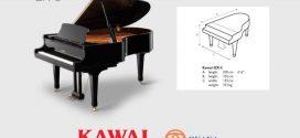 Thông số kỹ thuật đàn piano Kawai GX-5