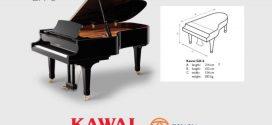 Thông số kỹ thuật đàn piano Kawai GX-6