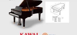 Thông số kỹ thuật đàn piano Kawai GX-7