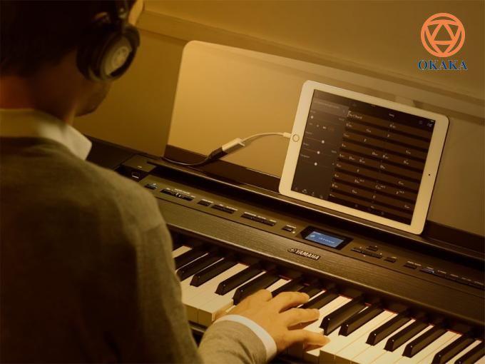 Đàn piano điện Yamaha P-515 là model cao cấp nhất dòng P-series mới ra mắt năm 2018. Với chất lượng âm thanh, tính năng và thiết kế tiên tiến, đây là cây đàn piano điện phù hợp với người chơi ở mọi cấp độ.