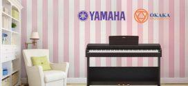 Đánh giá đàn piano điện Yamaha YDP-103 dòng Arius
