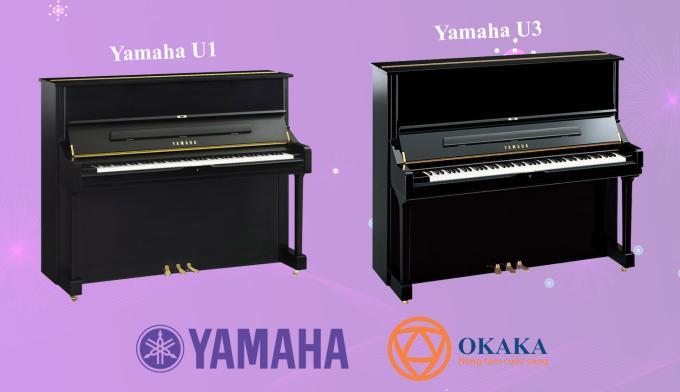 Đàn upright piano Yamaha phù hợp với mọi nghệ sĩ dương cầm, cho dù bạn là người chơi nghiệp dư hay nghệ sĩ chuyên nghiệp. Hai cây đàn tốt nhất trong dòng này chủ yếu khác nhau về kích thước và giá cả, vậy thì bạn nên mua đàn upright piano Yamaha U1 hay U3 – đàn nào tốt nhất cho bạn?