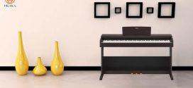 Review đàn piano điện Yamaha YDP-103 dòng Arius