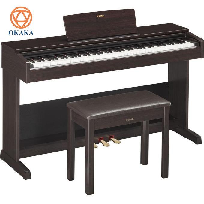 Cách đây không lâu Yamaha đã mở rộng dòng sản phẩm piano điện Arius bằng một model mới - YDP-103. Mặc dù đàn piano điện Yamaha YDP-103 có khá ít tính năng nhưng nó vẫn là một lựa chọn rất phổ biến cho những ai đang tìm kiếm một cây đàn piano điện có kiểu dáng tủ đứng truyền thống với mức giá phải chăng. Vì vậy, hãy xem xét kỹ hơn nhạc cụ này để xem đó có thực sự là một cây đàn piano tốt cho bé và cho người mới học hay không.