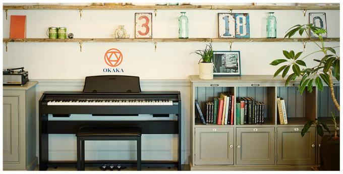 Đàn piano điện Yamaha YDP-103 mới ra mắt là cây đàn piano điện gia đình giá cả phải chăng nhất dòng Arius. Tuy nhiên, hẳn bạn sẽ tự hỏi ở tầm giá này còn có những lựa chọn tốt hơn nào để bạn xem xét không. Bài viết này sẽ tiến hành so sánh Yamaha YDP-103 với Roland RP-102 và Casio PX-770 – 2 model tương đương – để bạn đưa ra quyết định phù hợp nhất.