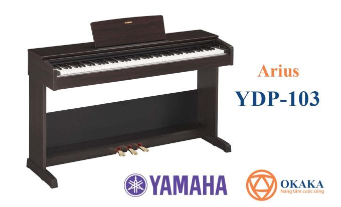Hai model YDP-143 và YDP-163 được giới thiệu vào năm 2016 vẫn là những model phổ biến nhất trong dòng Arius. Tuy nhiên, để đáp ứng nhu cầu của người mới học cần tìm một cây đàn có giá phải chăng, hãng đã tiếp tục cho ra mắt model đàn piano điện Yamaha YDP-103 với những tính năng cơ bản hơn. Bài viết này sẽ tiến hành so sánh YDP-103 và YDP-143 để bạn quyết định.