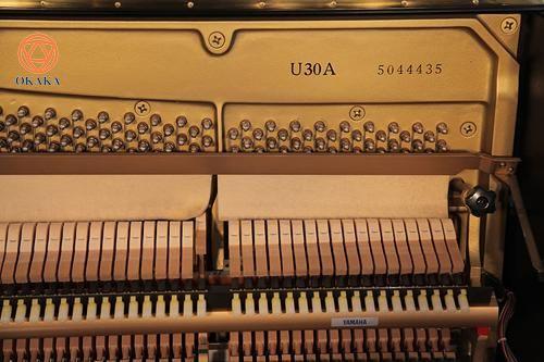 Hẳn bạn sẽ muốn biết cây đàn piano U3H bạn sắp sửa mua được sản xuất ở đâu và vào năm nào. Làm thế nào để biết xuất xứ và năm sản xuất đàn piano Yamaha U3H nói riêng và U3 nói chung? Bạn sẽ sớm tìm được câu trả lời trong bài viết sau.