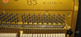 Tra cứu xuất xứ và năm sản xuất đàn piano Yamaha U3H