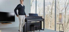 Roland ra mắt dòng đàn piano điện HP 700-series mới 2019