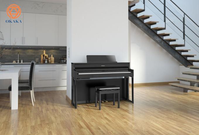 Đàn piano điện Roland HP-704 – đáp ứng sự mong đợi của bạn!