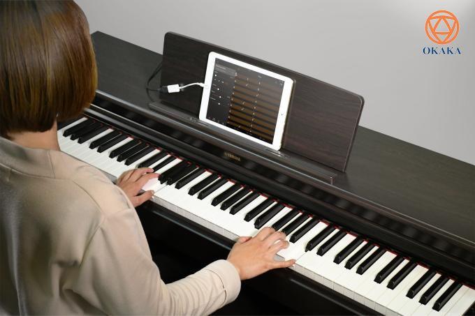 Là nhạc cụ được chế tạo tinh xảo nhờ đỉnh cao của công nghệ và trình độ chuyên môn tiên tiến của Yamaha trong hơn một thế kỷ, đàn piano điện Yamaha YDP-144 dòng Arius với giá cả phải chăng là lựa chọn hoàn hảo cho người mới học cũng như bất cứ ai đang tìm kiếm một nhạc cụ lý tưởng cho ngôi nhà của họ.