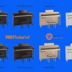 Roland tiếp tục tung ra 2 model đàn piano điện HP-702 và HP-704 dành cho gia đình. Bài viết này sẽ giúp bạn tìm ra điểm giống nhau và khác nhau của 2 model.