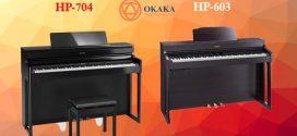 So sánh đàn piano điện Roland HP-704 và HP-603A