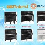 Roland LX-708 là đàn piano điện kiểu dáng upright hàng đầu của Roland và là model tiếp theo trong dòng LX-700 series thay thế cho model LX-17 trước đó. Bài viết này tiến hành so sánh 2 model đàn piano điện Roland LX-708 và LX-706 nhằm giúp bạn đưa ra quyết định sáng suốt hơn.
